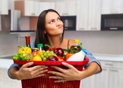 Употребление фруктов и овощей во время беременности