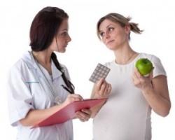 анемия беременных что кушать