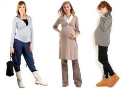 Какую обувь носить беременной?