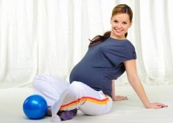Занятия спортом на ранних сроках беременности