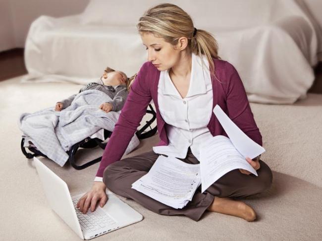 Способы отдыха для молодой мамы